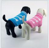 l'animale domestico di modo copre il maglione del cane del cappotto (KH0023)