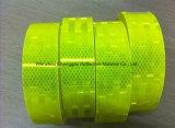 Клейкая лента высокой безопасности видимости неоновый желтой отражательная (C5700-FY)