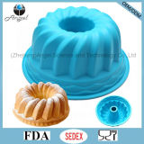 Hot Sale 9 pouces Party Silicone Bakeware Cake Mold Sc56