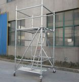 安全な構築のためのセリウムによって修飾される足場