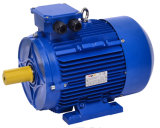 1.5kw Ie2/Me2 hohe Leistungsfähigkeits-Aluminiumgehäuse-Motor