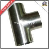 Nahtloses Edelstahl-Kolben-Schweißungs-Rohrfitting (YZF-PZ104)
