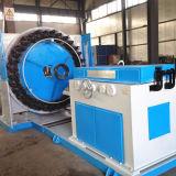 Horizontale Stahldraht-Einfassungs-Maschine für Metalschlauch/Gummischlauch
