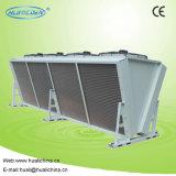 V tipo condensatore raffreddato aria per l'unità di condensazione