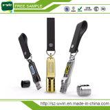 Freies Beispielförderung-Leder-Metall-USB-Feder-Laufwerk
