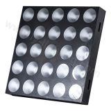 COB 25X30W Matrix DJ Mixer Iluminação LED de palco portátil