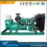 Conjunto de generación diesel de Genset del generador silencioso de poco ruido de la energía eléctrica