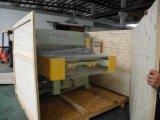 Máquina de estaca hidráulica de alimentação automática do Único-Lado