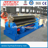 W11-8X2500 механически тип 3 гибочная машина стальной плиты ролика