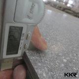 6mmの純粋で白いアクリルの固体表面の平板