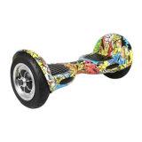 """10inch E-""""trotinette"""" de equilíbrio do auto elétrico da roda do balanço dois com Bluetooth"""