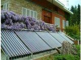 Système de chauffage solaire fendu d'eau chaude de Heatpipe