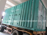 1000kVA Containerized Generators met Motor Cummins/Perkins
