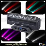 luz principal móvil de la barra del pixel de 7X15W 4in1 LED con la rotación sin fin