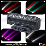 7X15W 4in1 LED無限の回転を用いる移動ヘッドピクセル棒ライト