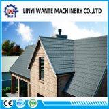 最もよい価格のWtshingleの石造りの上塗を施してある鋼鉄屋根瓦