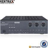 Profissional superior da qualidade 150 watts 8 ohms de amplificador poderoso do karaoke audio