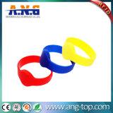 Braccialetto impermeabile del Wristband del silicone di RFID per la sosta dell'acqua