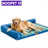 De koele Grote Hond beschermt het Wasbare Bed van de Hond