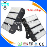 Luz de Philips Meamwell 500W LED para la luz de inundación del vatio LED del estadio 500