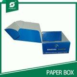 Het blauwe Karton van de Post van het Document van de Kleur voor het Verschepen