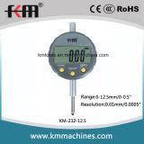 """0-12.5mm/0-0.5 """" 0.01mm/0.0005のデジタルダイヤル表示器""""の解像度"""