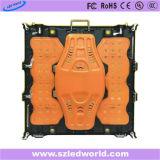 Innenfarbenreicher druckgießenbildschirmanzeige-Panel-Mietbildschirm lED-P5 für das Bekanntmachen (CER, RoHS, FCC, CCC)