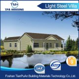 Casa prefabricada de acero del calibrador de la luz del diseño modular con el dormitorio 2