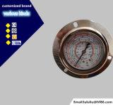 Abkühlung-Druckanzeiger des Edelstahl-R410A vielfältiger