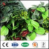 12 parti 50 X50cm si dirigono la barriera artificiale protettiva UV estremamente densa della decorazione in piantatrice