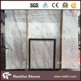 最高品質のVolakasの白い大理石の平板