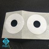 Etiqueta engomada circular Rolls del anillo de la escritura de la etiqueta ISO14443A FM1108 MIFARE 1k de NFC
