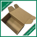Eフルート段ボール紙ボックス