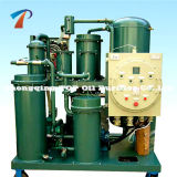 Planta usada Multifunctional da separação da água do petróleo hidráulico de vácuo elevado (TYA)