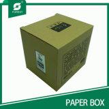 Het functionele Beschermende Verpakkende Vakje van het Document voor de Verpakking van de Mok
