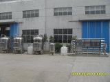 Tratamento do emoliente da purificação de água do sistema do RO