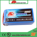 Uav 16000mAh 14.8V de Batterij van Lipo van het Hoge Tarief van de Hommel