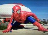 スパイダーマンのマンガのキャラクタのテーマの膨脹可能なおもちゃ