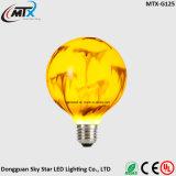 최신 판매 에너지 절약 창조적인 장식적인 LED 원색판화 전구