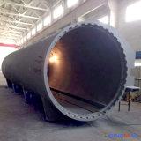 fibra industrial certificada Ce del carbón de 3000X6000m m que cura el horno (SN-CGF3060)