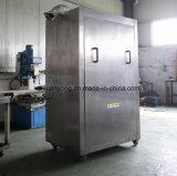 Máquina seca da limpeza da tela do ar de alta pressão