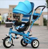 En71에 의하여 승인되는 아기 Trikes 아이 강요 세발자전거 아이들 아이 세발자전거