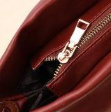 Retro Toevallige Zak van Crossbody van de Handtas van de Schouder van het Leer van Vrouwen Pu (BDMC102)