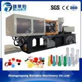 小さいペットプレフォームのプラスチック射出成形機械価格