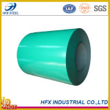 Material de construcción PPGI usado en hoja de la azotea