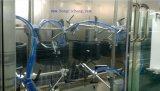 Línea automática ULTRAVIOLETA de la pintura a pistola de las piezas plásticas por cinta transportadora