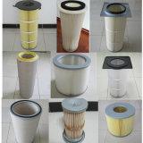 Cartuccia di filtro industriale dalla polvere del sistema del Dy