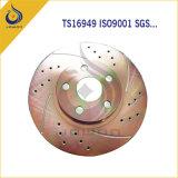 Disco del freno degli accessori dell'automobile diplomato ISO/Ts16949 di prezzi della fonderia (JOWON-1003)