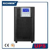 10kVA, 15kVA, UPS en ligne triphasé pur à haute fréquence d'onde sinusoïdale 20kVA