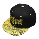 3D EmbroidereyのHip Hopの帽子(JRN072)